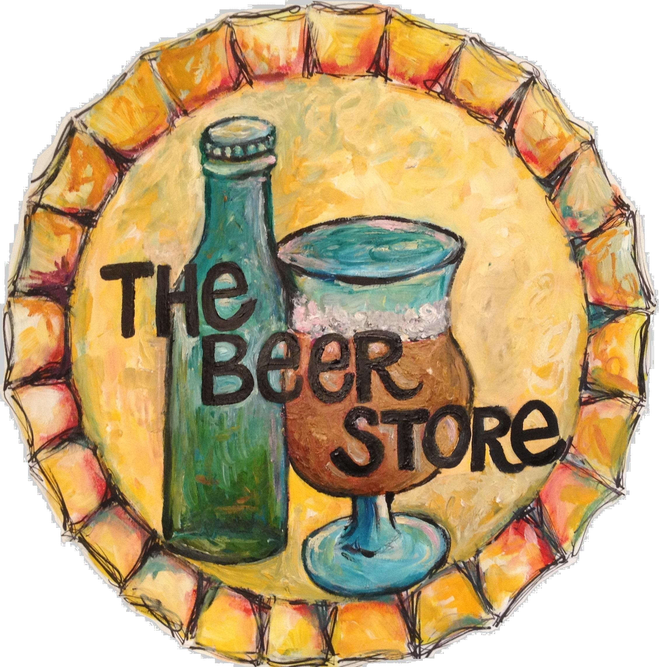 Sponsor The Beer Store