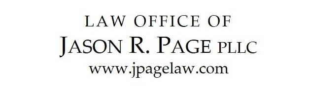Sponsor Law Office of Jason R. Page, PLLC