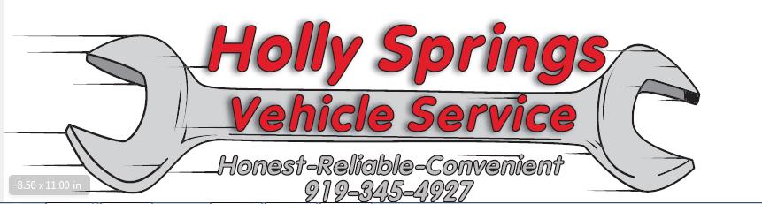 Sponsor Holly Springs Vehicle Service