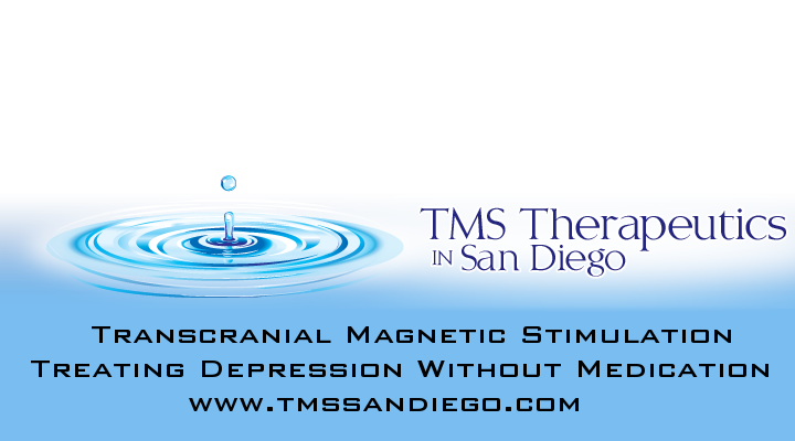 Sponsor TMS Therapeutics in San Diego