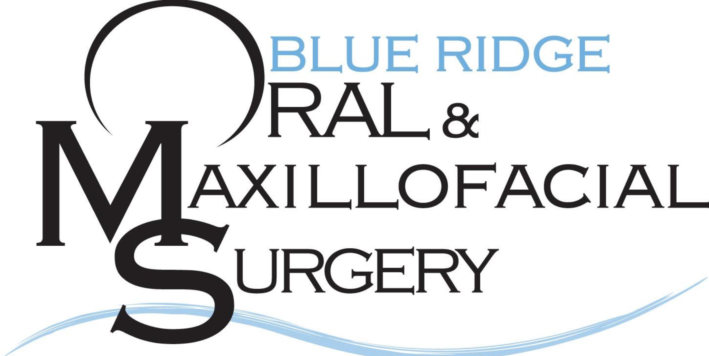 Sponsor Blue Ridge Oral and Maxillofacial Surgery