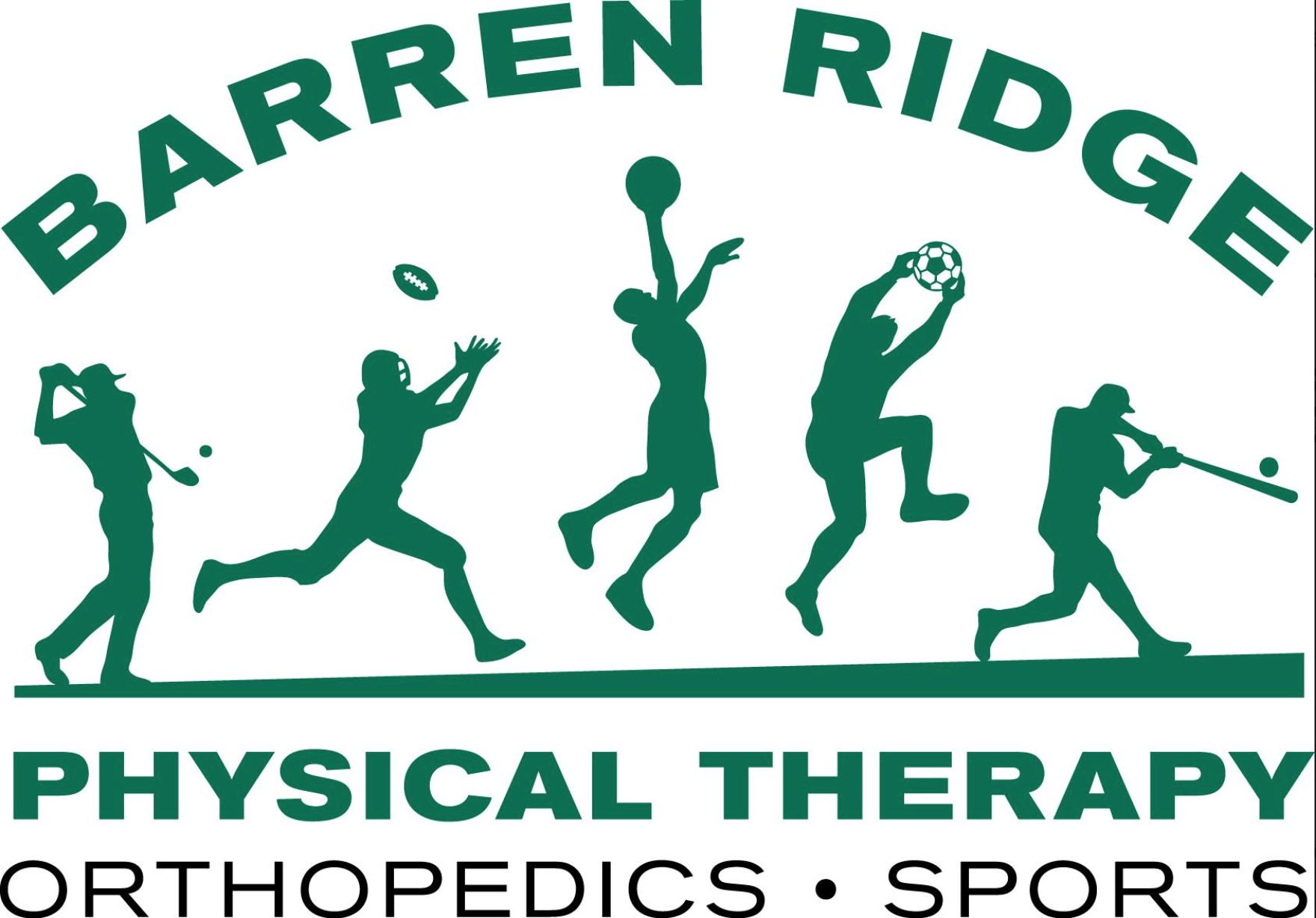 Sponsor Barron Ridge Physical Therapy