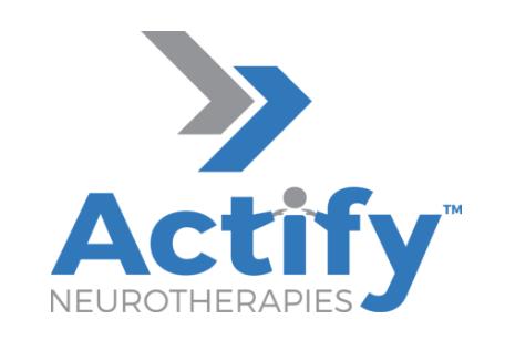Sponsor Actify Neurotherapies
