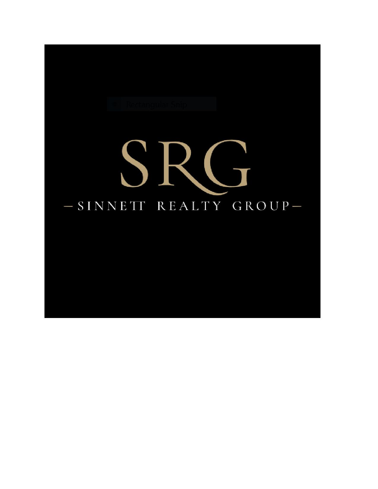 Sponsor Sinnett Realty Group