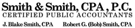 Sponsor Smith & Smith, CPA