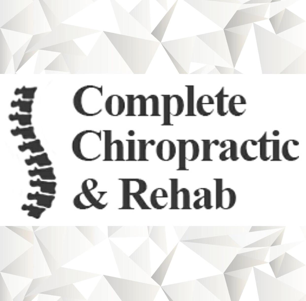 Sponsor Complete Chiropractic & Rehab