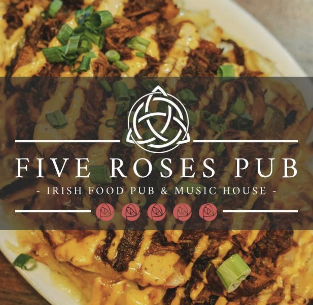 Sponsor Five Roses Pub