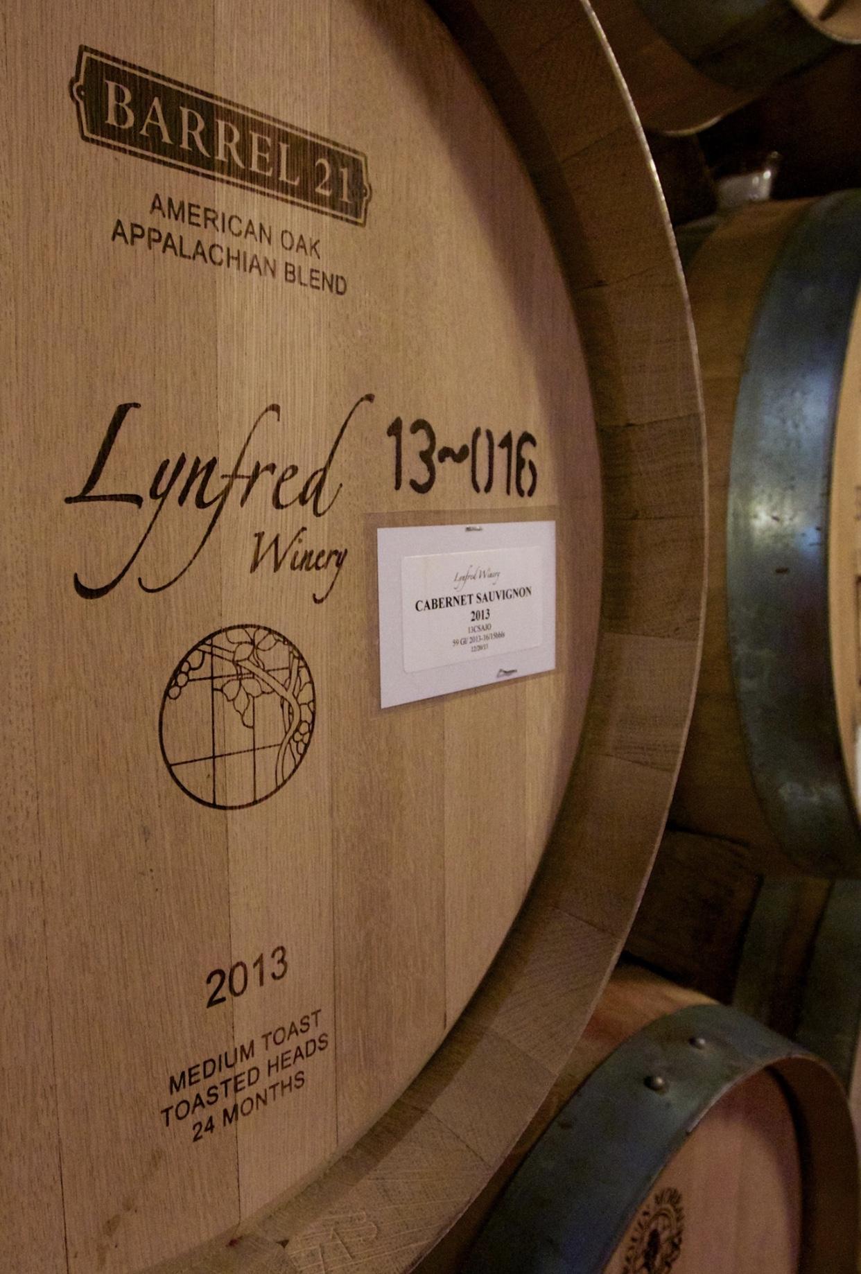 Sponsor Lynfred Winery