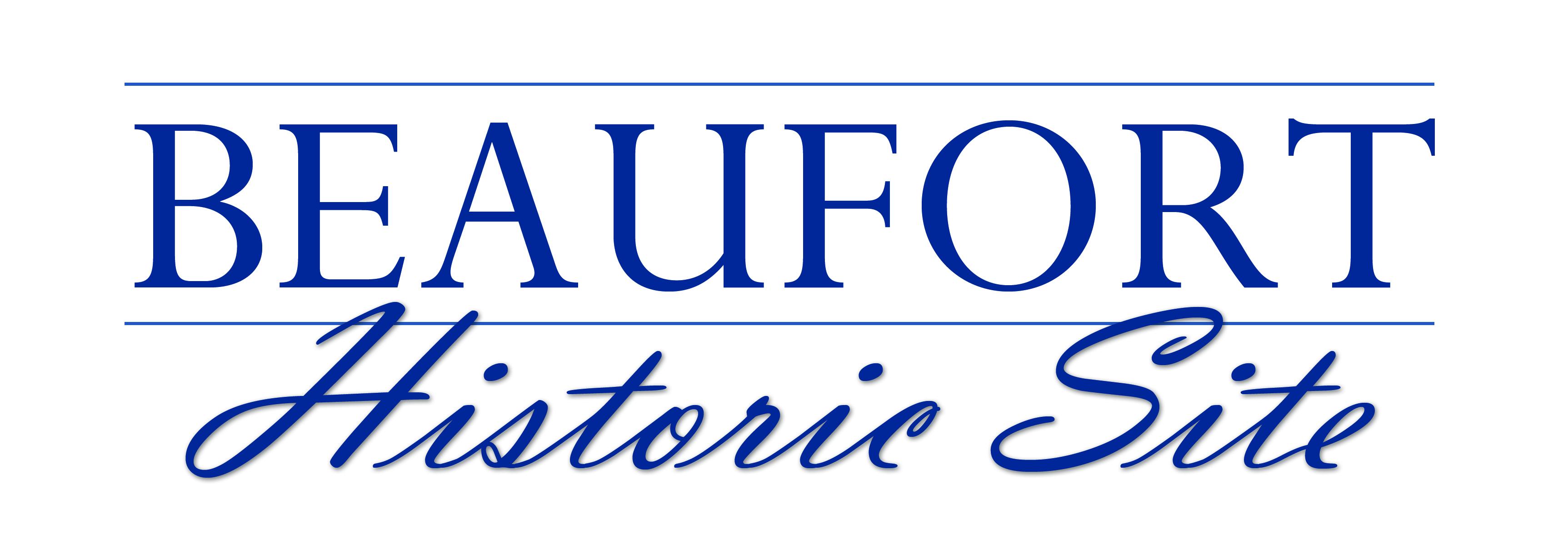 Sponsor Beaufort Historic Site