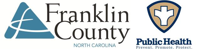 Sponsor Franklin County Health Department