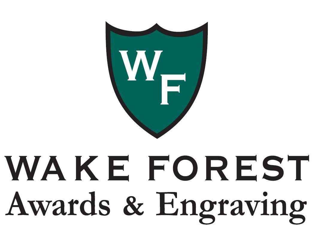 Sponsor Wake Forest Awards & Engraving